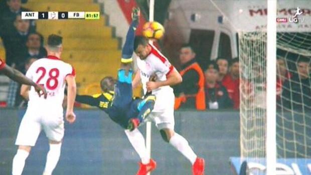 Sowun golü iptal edildi, Fenerbahçeliler isyanda