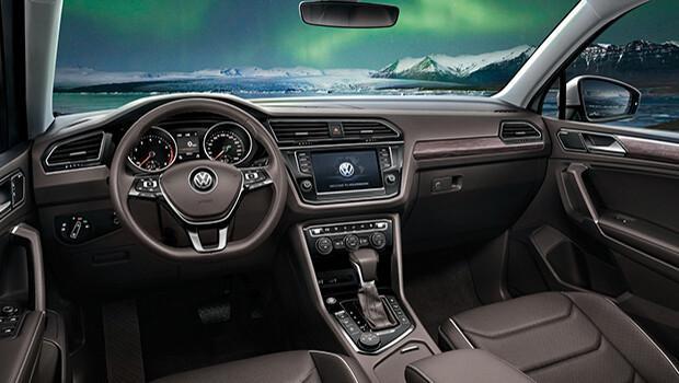Volkswagen Tiguan Allspace'in ilk görselleri yayınlandı