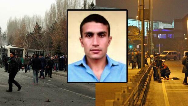 Beşiktaştaki canlı bombanın ismi belirlendi