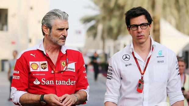 Wolff: Ferrari doğru yolda