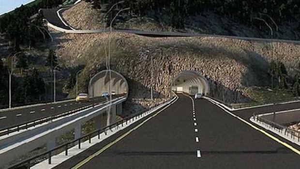 Ilgar Dağınna 428 Milyona Tünel