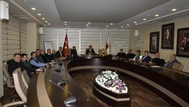 Gümüşhane Belediye Meclisi toplandı