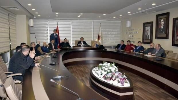 Belediye Meclisi'nin Ocak ayı toplantıları sona erdi