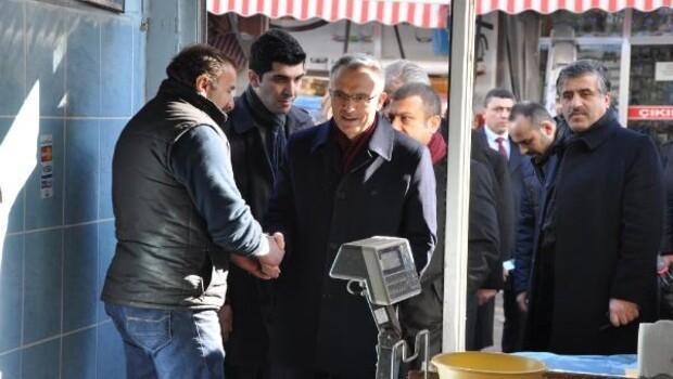 Bakan Ağbal: Enflasyonu da patlatan bu biber zaten