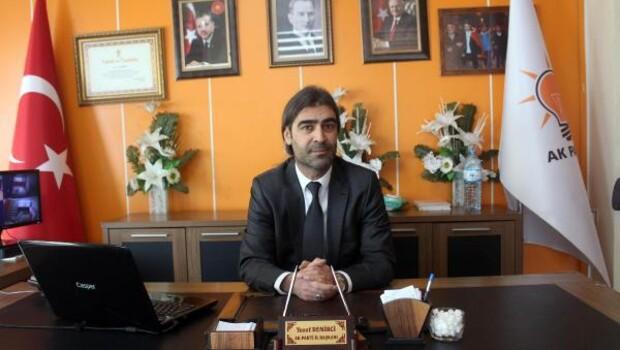 Ak Parti Ardahan il Başkanı Demirci istifa etti