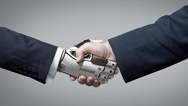 Robotların yapamayacağı işi seçin