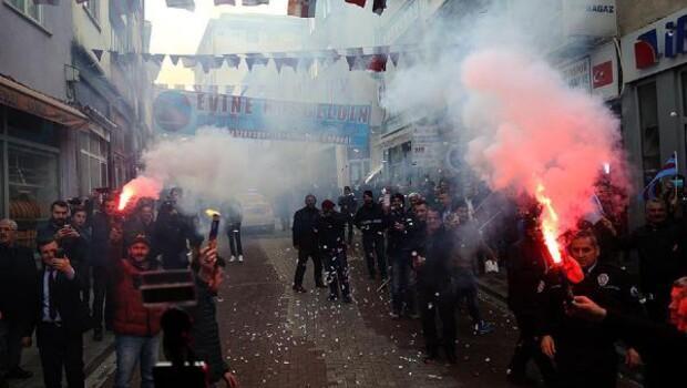Trabzonspor Gümüşhane'de