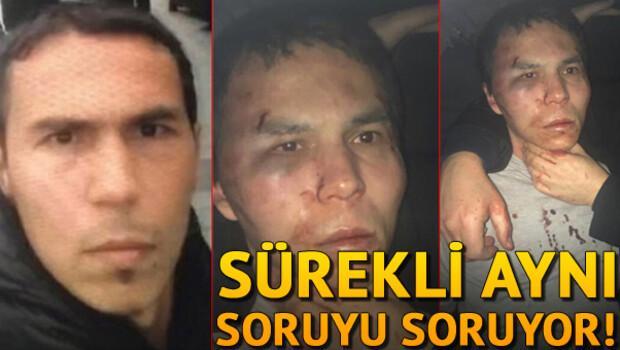 Reina saldırganının 2'si Özbek, biri Kırgız, biri Uygur 4 eşi var iddiası