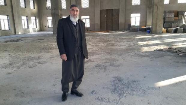 Kahta'ya, Osmanlı mimarili cami