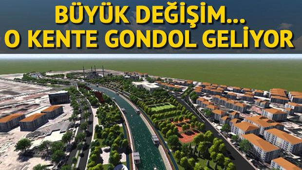 Büyük değişiklik... Anadoludaki o kente gondol geliyor