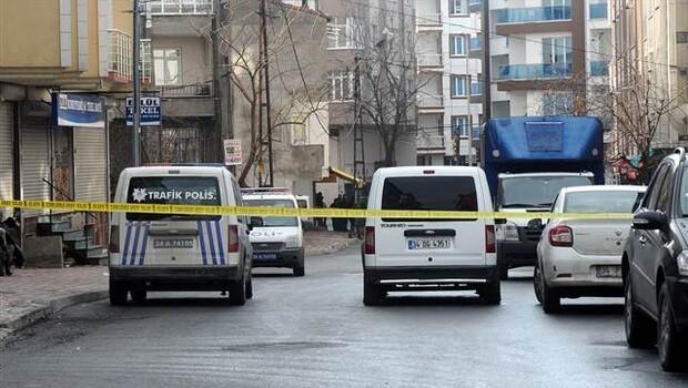 Esenyurtta polise silahlı saldırı