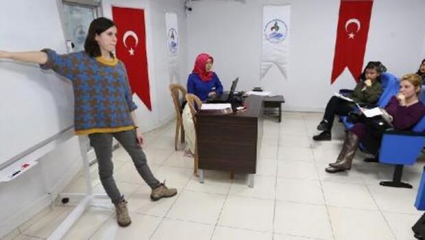 Pamukkale Belediyesinden İngilizce kursu