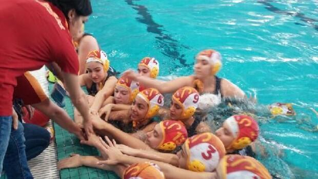 Galatasaray Sutopu takımı İskenderunu 11-3 mağlup etti