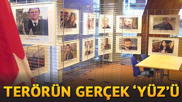 PKK'nın katlettiği 'Yüzler' Avrupa'da sergilenecek
