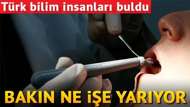 Ağız kanserine karşı Türk fırçasıyla mücadele