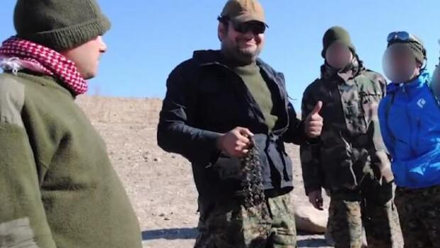 Rakka operasyonunda Amerikalı YPGli öldü