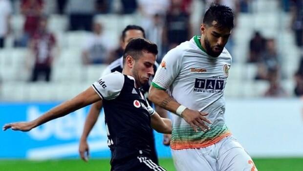 Alanyaspor-Beşiktaş maçı öncesi 3. kez müdahale!