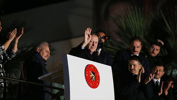 Cumhurbaşkanı Erdoğan: YPG'ye 33 bin TIR silah verildi, şimdi onları bulduk, topluyoruz