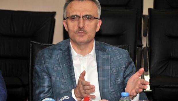 Maliye Bakanı Naci Ağbal: EDS uygulaması devam ettirilmeli