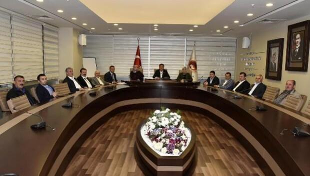 Gümüşhane Belediye Meclisi Ekim ayı toplantıları sona erdi