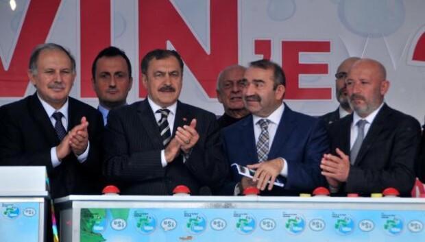Bakan Eroğlu: Çevreye uyumlu madenciliğe evet diyorum (2)