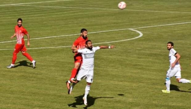 Gümüşhanespor-Aydınspor 1923: 1-0