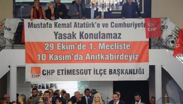 Kılıçdaroğlu: Demokrasi sadece belli aralıklarala sandığa çıkıp oy kullandığımız bir rejimin adı değildir