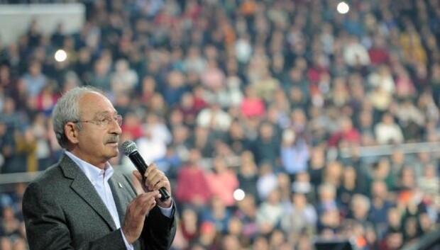 Kılıçdaroğlu: El kaldırıp indirmekle rejim değişmez