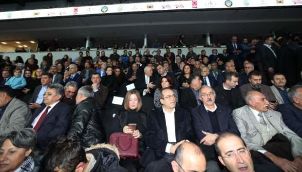 Anadolu, Arenada buluştu