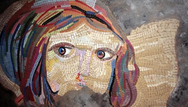 Tarihe mozaik yolculuğu