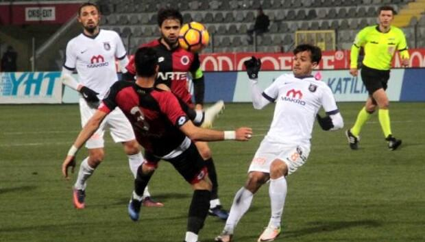 Gençlerbirliği: 0 - Medipol Başakşehir: 0