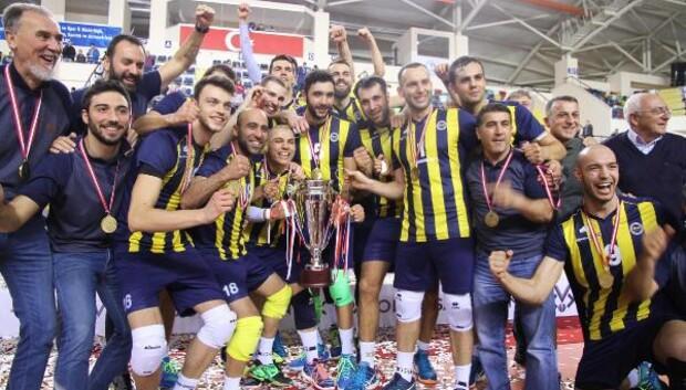 Fenerbahçe - Halkbank ek fotoğrafları