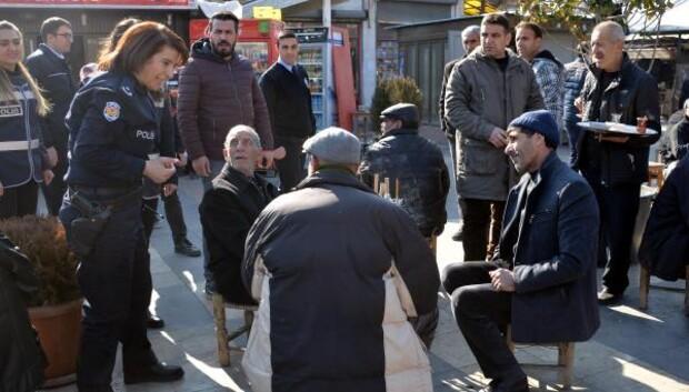 Diyarbakır Sur, kadın Emniyet Müdürüne emanet