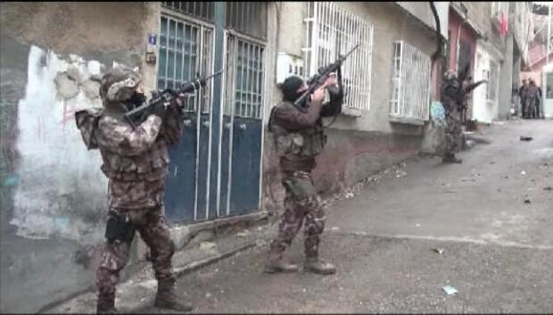 Gaziantepte, 7 DEAŞ üyesi tutuklandı (2)