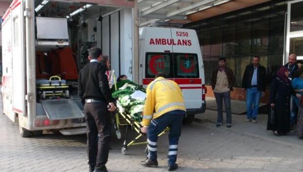 DEAŞ, El Babda bombalı araçla saldırdı: 5 şehit, 9 yaralı (4)