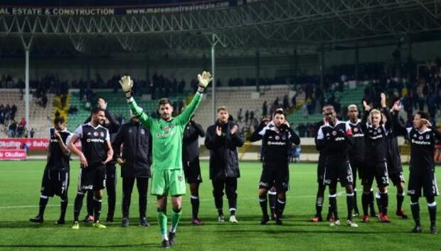 Aytemiz Alanyaspor – Beşiktaş ek fotoğraflar