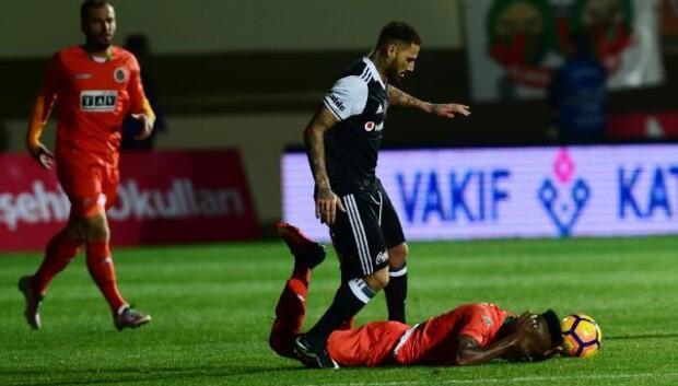 Aytemiz Alanyaspor – Beşiktaş: 1-4