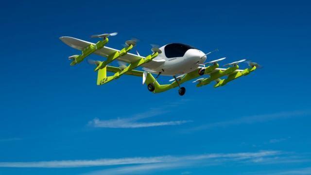 İşte Google'ın uçan taksisi: Cora