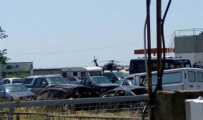 Darbeci askerler helikopterle Yunanistan'a kaçtı, Türkiye iadelerini istedi!