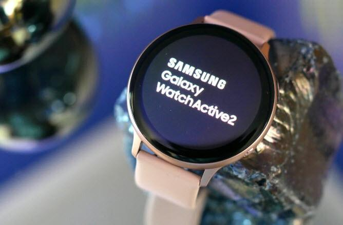 Samsung Galaxy Watch Active 2 Türkiye'de!
