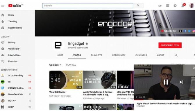 YouTube'a yepyeni bir özellik daha geldi!