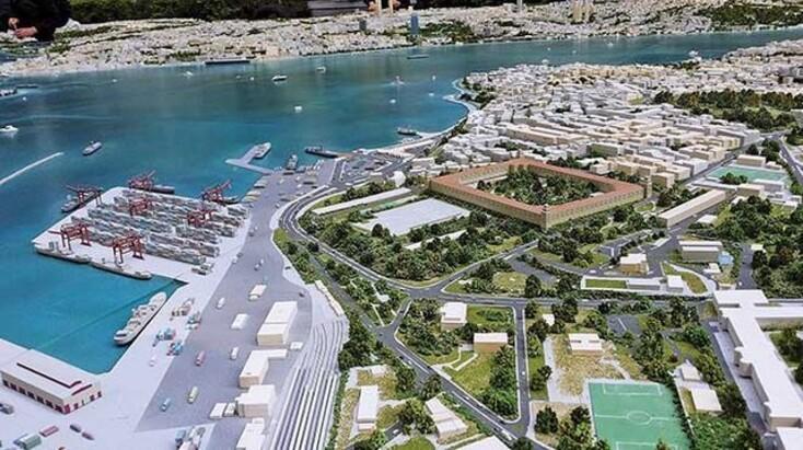 Kanal İstanbulda ikinci Haliç planı