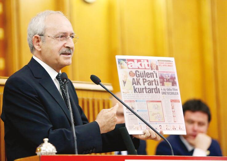 Kılıçdaroğlundan başkanlık yanıtı: Olmayacak arkadaş