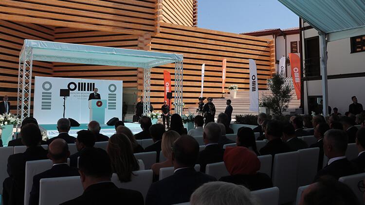 Son dakika... Odunpazarı Modern Müzesi açıldı! Cumhurbaşkanı Erdoğan'dan önemli açıklamalar