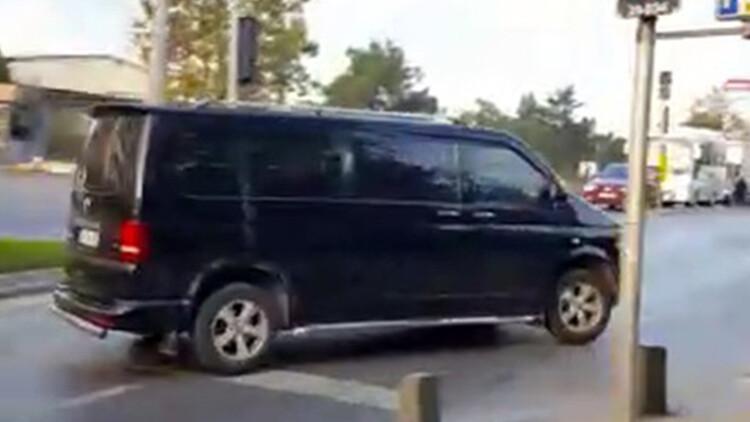 İnanılmaz anlar! Minibüsle kaçırılan kızı, halk otobüsüyle takip etti