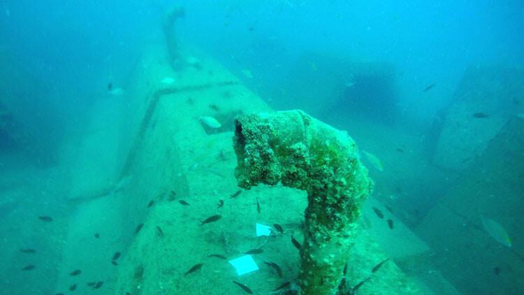 Marmaris'in deniz dibindeki atık su sistemleri tehlike saçıyor