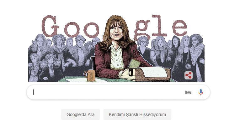 Google Duygu Asena'yı doodle yaptı | Duygu Asena kimdir?