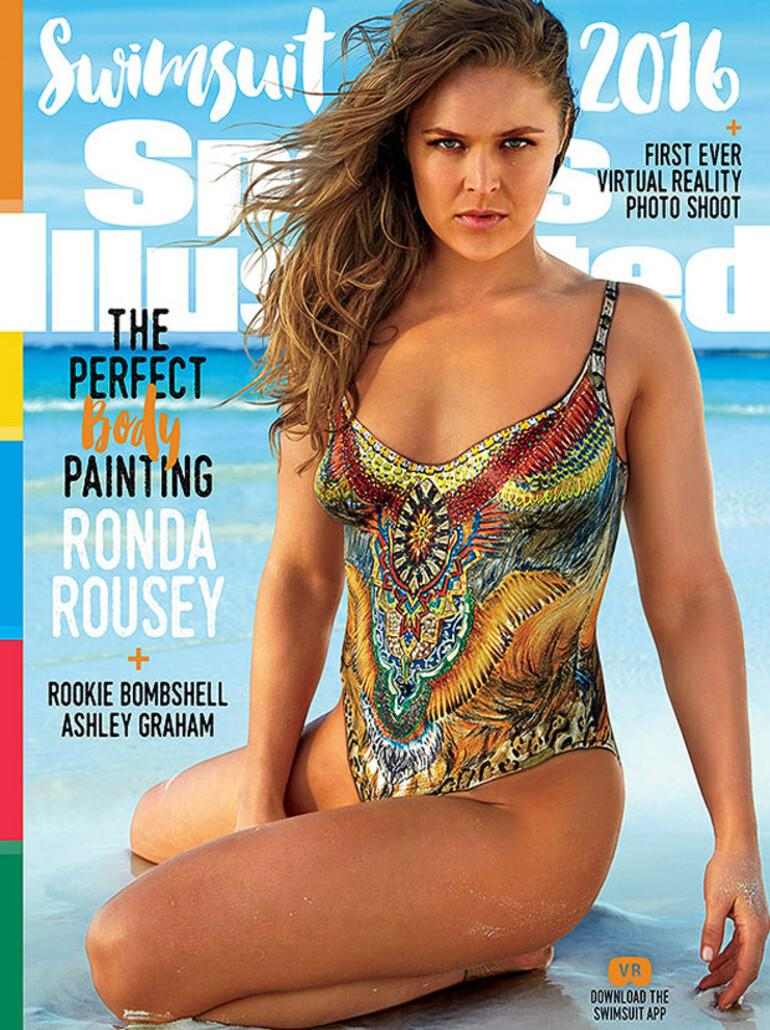 Sports Illustrateda üç ayrı kapak kızı
