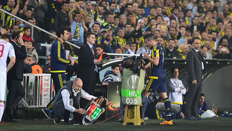 Harika Fenerbahçe 'de büyük sevinç yaşandı