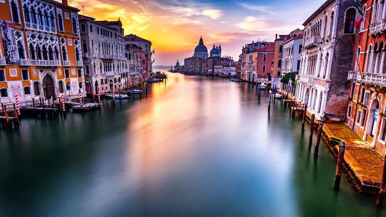 Her adımda tarih: Venedik